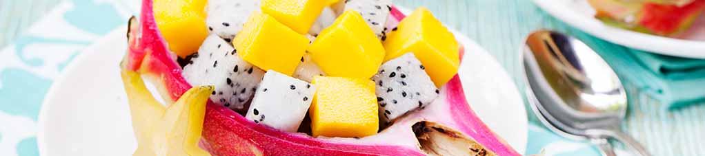 Przepis z wykorzystaniem smoczego owocu
