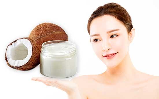 利用椰子油护肤