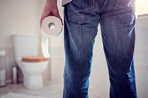 Toilettengewohnheiten