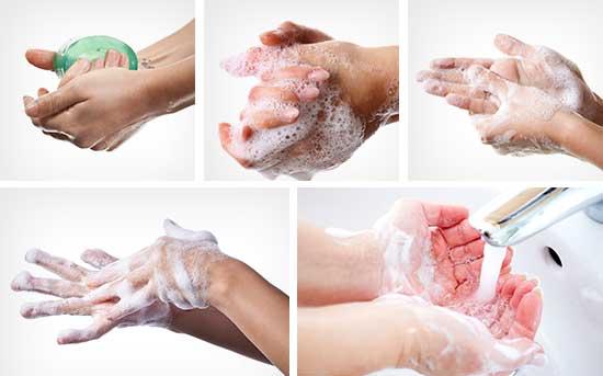 如何清洁双手