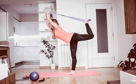 体重锻炼的健康益处