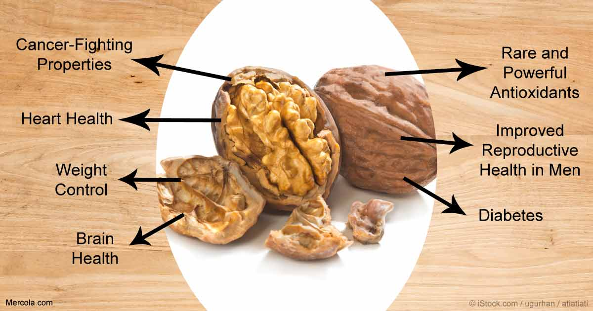7 Benefits Of Eating Walnuts Walnuts Nutrition