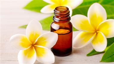 Cleanse your mind, body and soul with frangipani oil