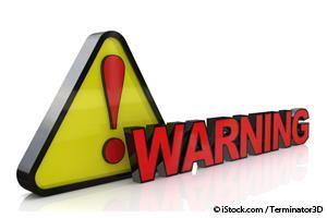 warning: titanium dioxide in food