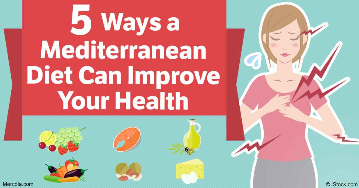 Why The Mediterranean Diet Is So Successful