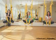 Have You Heard of Aerial Yoga?