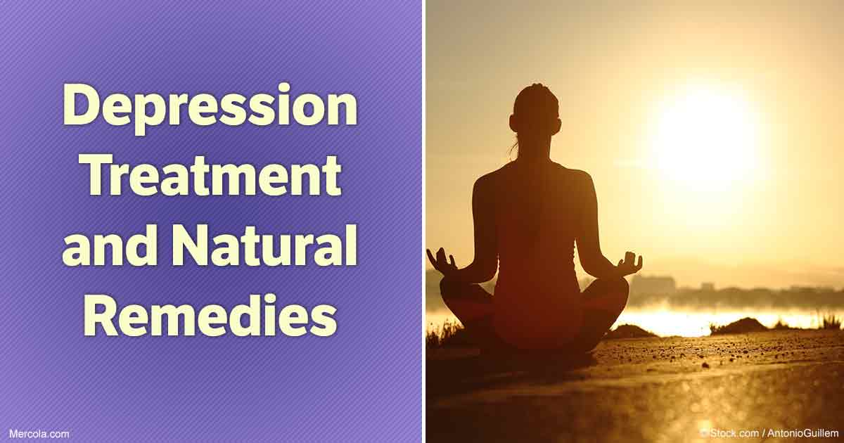 natural depression treatments Some prefer to try natural depression treatments, particularly in the case of mild to moderate depression, even though antidepressants have been shown safe and effective in treating depression some natural depression treatments (aka alternative depression treatments) can be combined with prescribed.