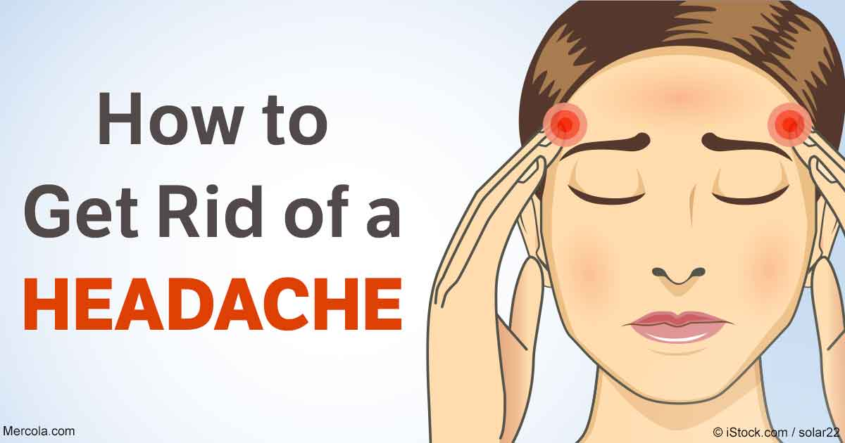Headache Home Remedies Wikihow
