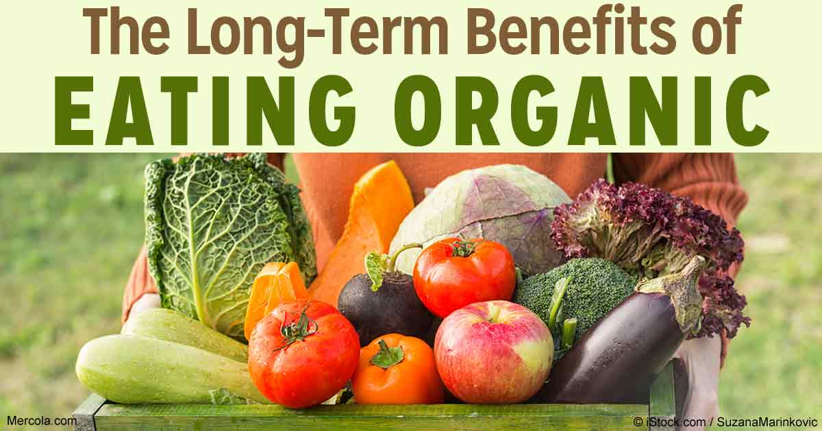 What Are The Health Benefits Of Eating Organically Grown Foods