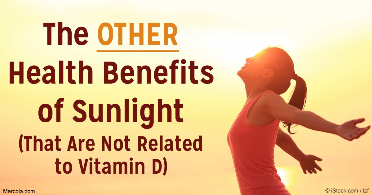 Health Benefits Natural Light