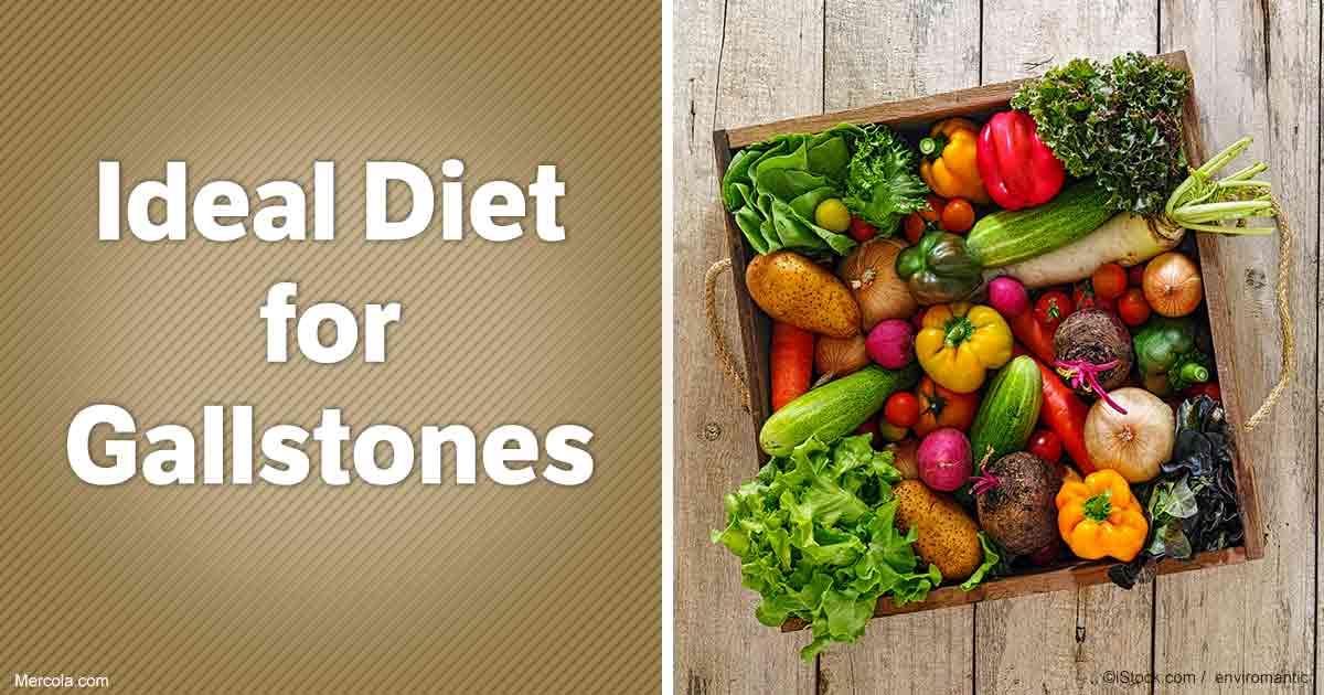 Ideal Diet For Gallstones