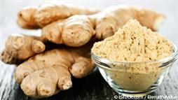 Migraines? Powdered Ginger May Help