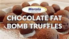 Tasty Chocolate Fat Bomb Truffles Recipe