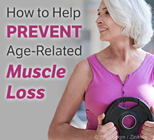 Prevent Age Related Muscle Loss