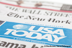 USA Today Ridiculed for Column by Industry Front Group