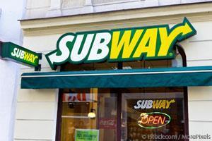 Pollo de Subway