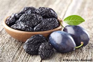 prunes or plums