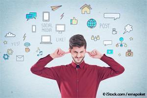 ¿Están las redes sociales volviendo locas a las personas?