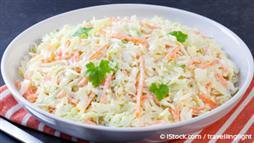 This Crunchy Coleslaw Recipe Makes a Perfect Side Dish for Your Next Gathering