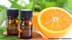 Orange Essential Oil Could Help PTSD