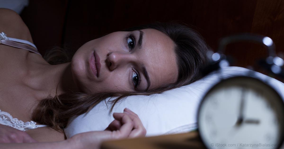 6 maneras de superar el insomnio relacionado con el envejecimiento