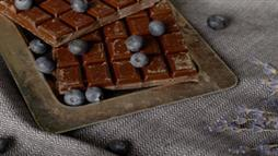 Blueberries and Dark Chocolate