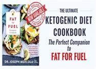 Now Available: The 'Fat for Fuel Ketogenic Cookbook'