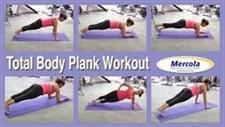 Total Body Workout With Planks