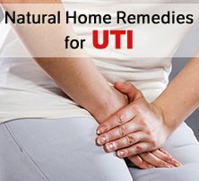 Natural Home Remedies for UTI