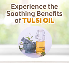 Soothing Benefits of Tulsi Oil