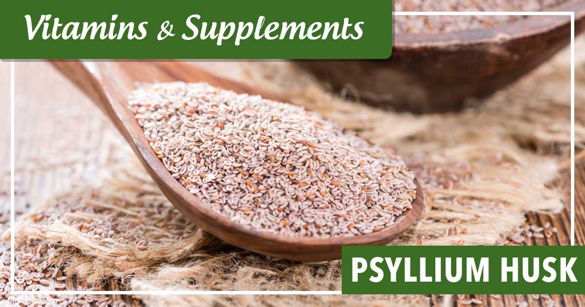 Organic Psyllium Husk Uses Benefits Side Effects