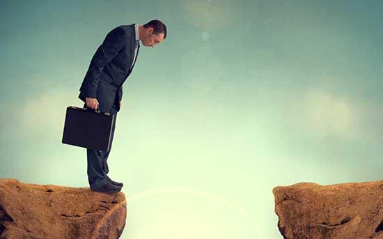 Betrachten Sie  Ihre Probleme als Herausforderungen