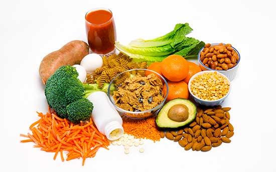 Alimentos Ricos em Folato