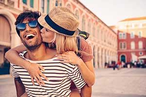 Gesundheitliche Vorteile Vom Küssen