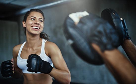 Pratiquez une activité physique