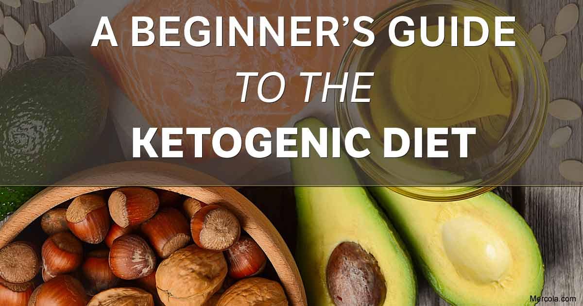 The Ultimate Ketogenic Diet Beginner's Guide