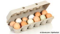 eggs choline