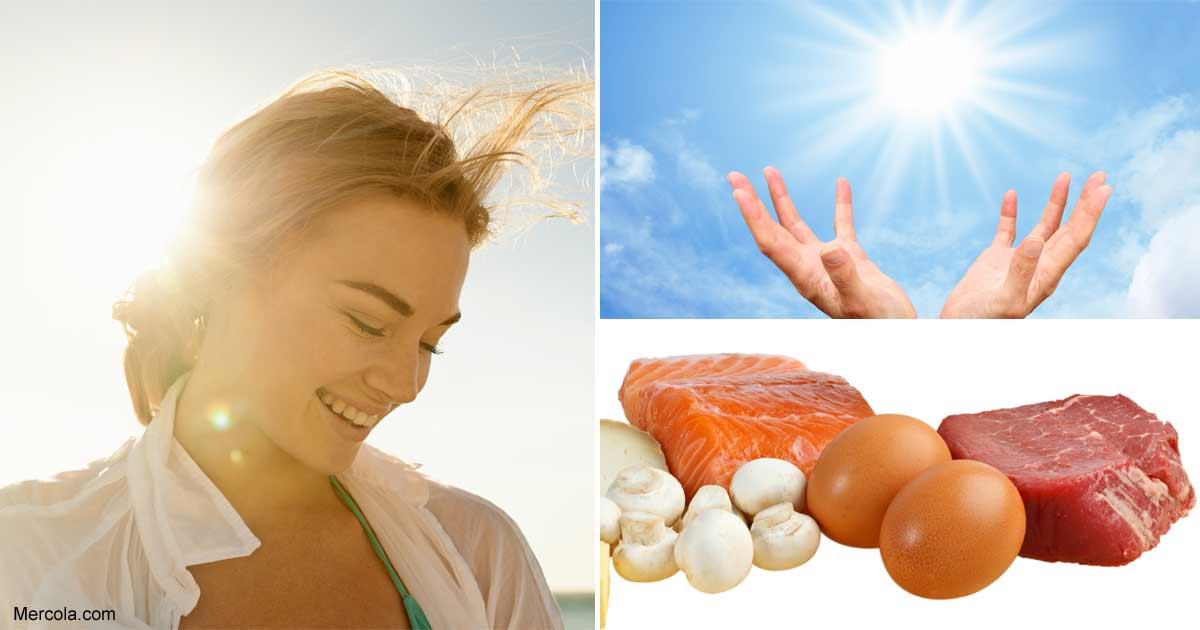 Higher Vitamin D Levels Lower Cancer Risk