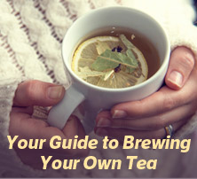 Your Guide to Brewing Your Own Tea