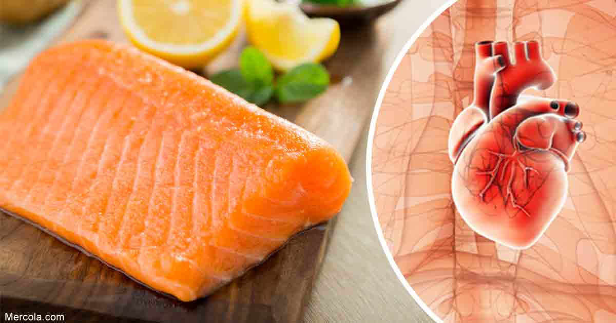 Omega-3 Fat EPA Significantly Lowers Heart Disease Risk