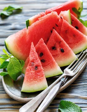 What Is Watermelon Good For