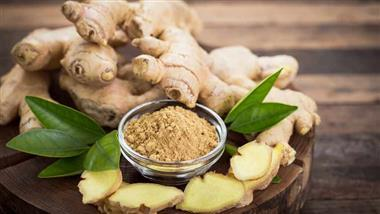 ginger for bad breath