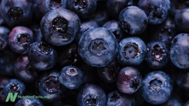 Blueberries Give Your Brain a Boost