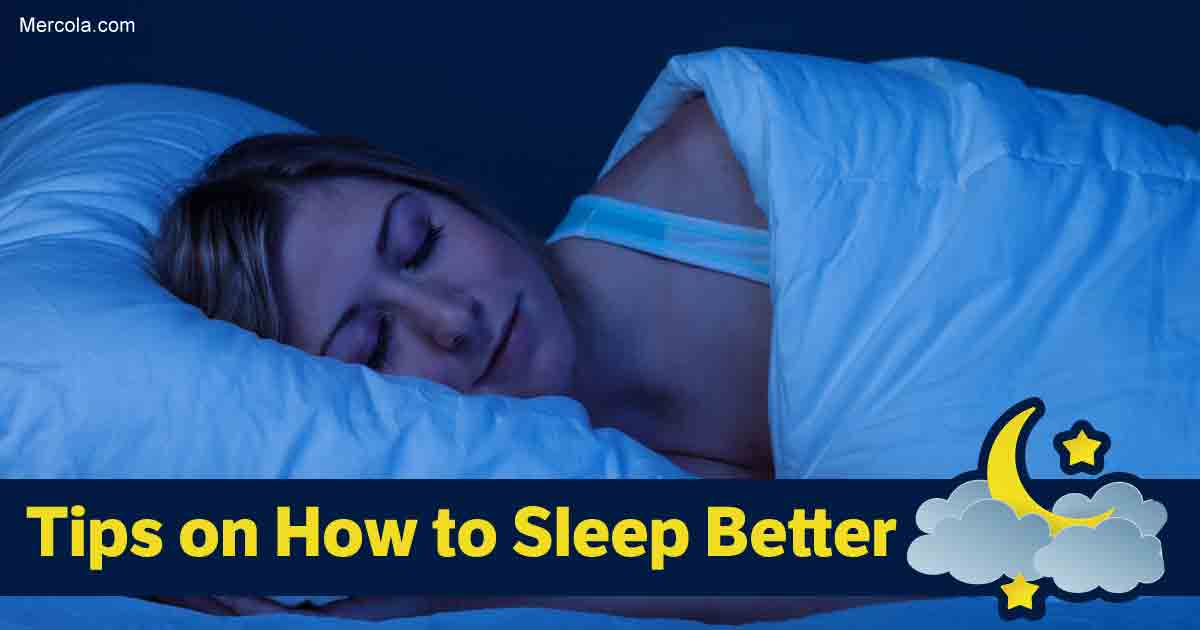 Sleep Problems Solution – Tips on How to Sleep Better