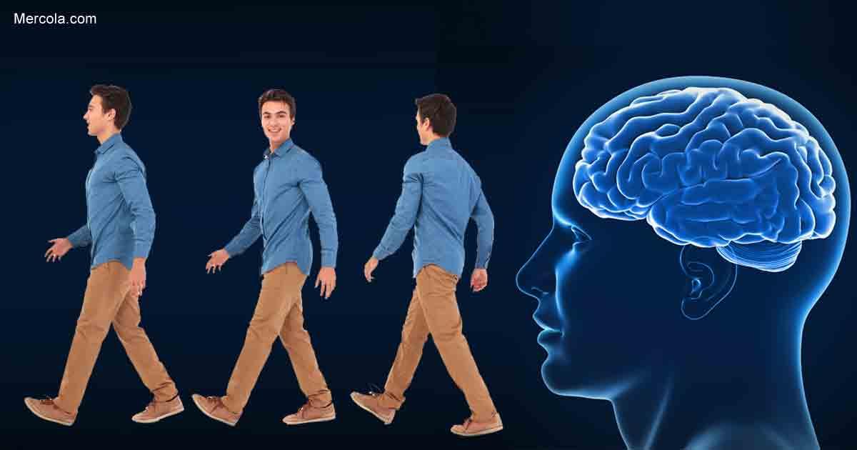 Health Benefits of Walking Backward
