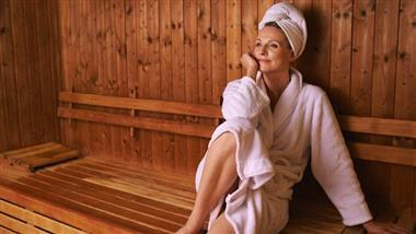 sauna for heart disease