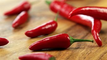 Pimentas Malagueta Vermelhas