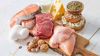 Protein-Überversorgung