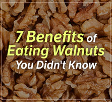 7 Benefits of Eating Walnuts