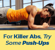 Try Some Push-Ups